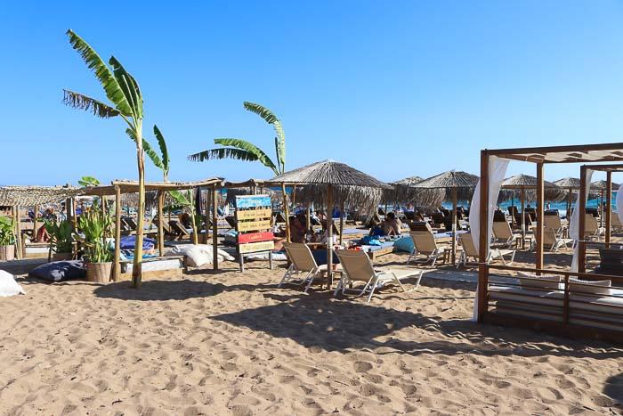 plaża Marathias Korfu