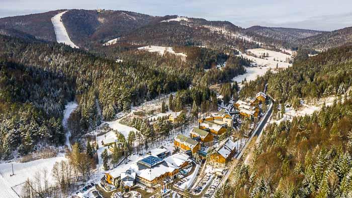 Boże Narodzenie oferty w górach