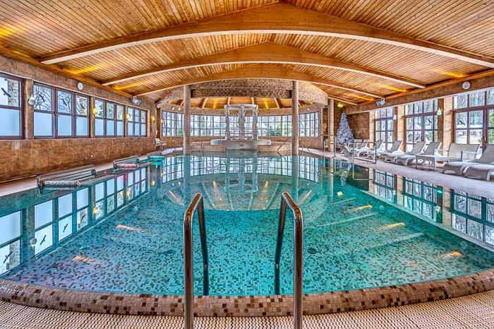 święta Bożego Narodzenia oferty hoteli z basenem