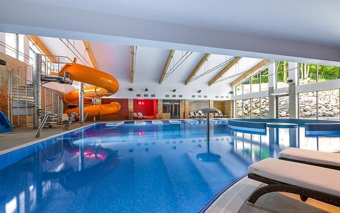 Boże Narodzenie oferty hotel basen