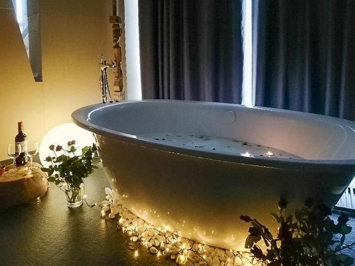 gdzie pojechać na święta Bożego Narodzenia relaks w wannie